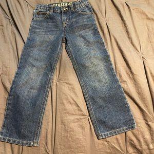 Crazy 8 Boys Blue Jeans 5T